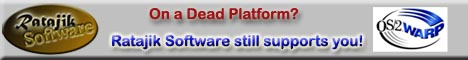  Ratajik Software - Shareware